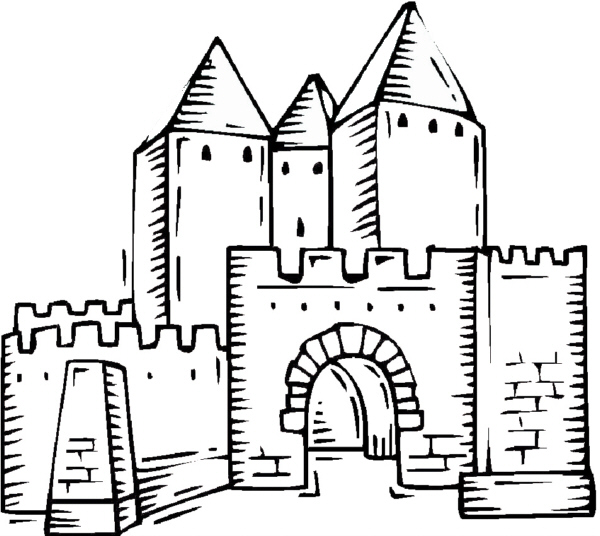 Dragon Coloring Page 12 as well 153276664 furthermore Sleeping Beauty Castle 97272264 in addition Coloring furthermore File Battlement  PSF. on medieval castle