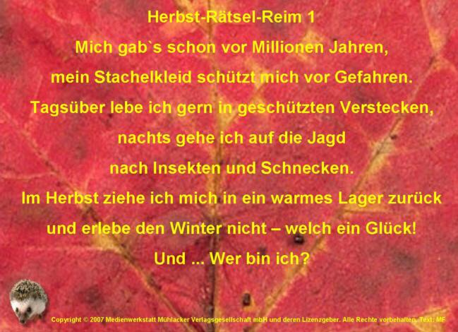 Herbst-Ru00e4tsel-Reim 1 - Medienwerkstatt-Wissen u00a9 2006-2017 Medienwerkstatt