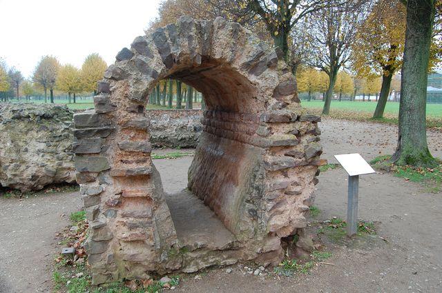 Römische Wasserleitung Köln