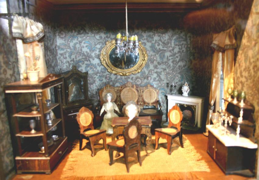 Fotos Puppenstube Fruher Das Wohnzimmer