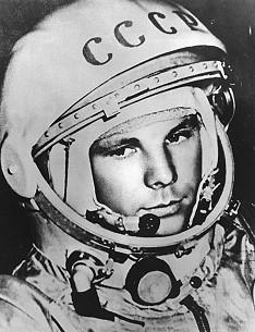 Juri Alexejewitsch Gagarin  Der erste Mensch im All