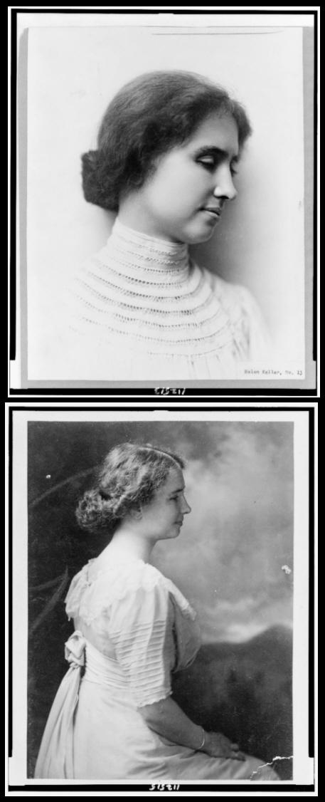 Helen Keller – Eine taubblinde Schriftstellerin - Medienwerkstatt ...
