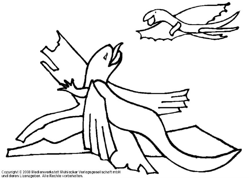 Ausmalbilder Dinosaurier 5 Medienwerkstatt Wissen 2006 2017