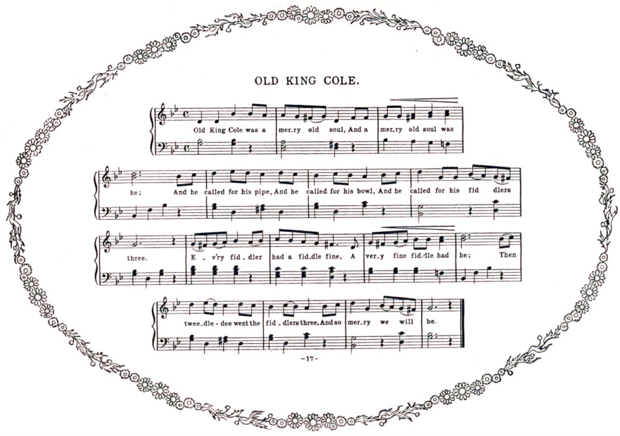 881 x for Old king cole coloring page