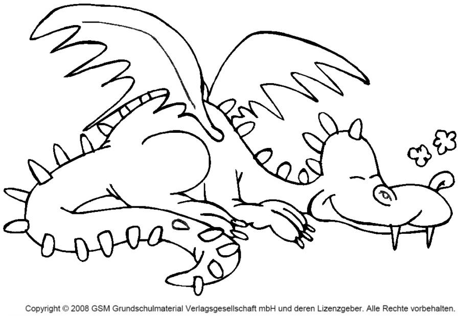 Die 25+ besten Ideen zu Malvorlage drache auf Pinterest | Drachen ...