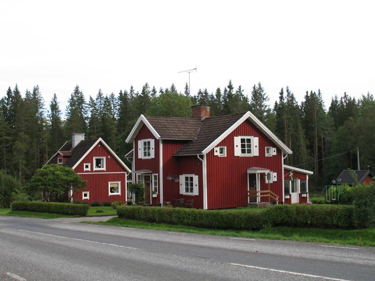 so wohnen die menschen auf dem land in s dschweden medienwerkstatt wissen 2006 2017. Black Bedroom Furniture Sets. Home Design Ideas