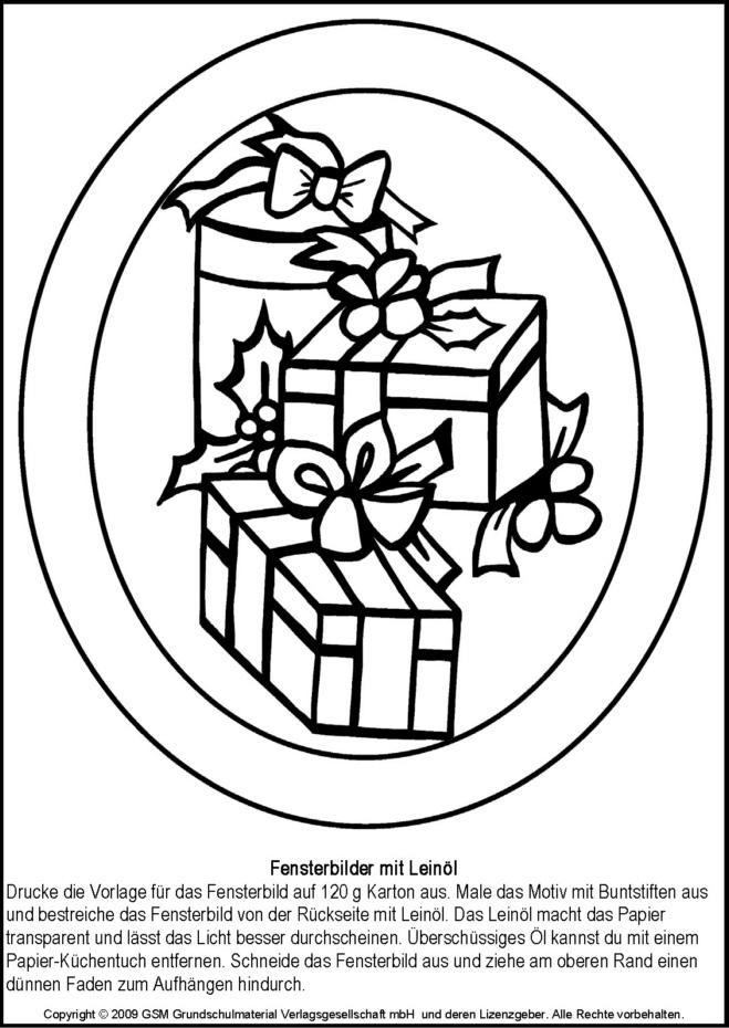 weihnachtliche fensterbilder p ckchen medienwerkstatt. Black Bedroom Furniture Sets. Home Design Ideas
