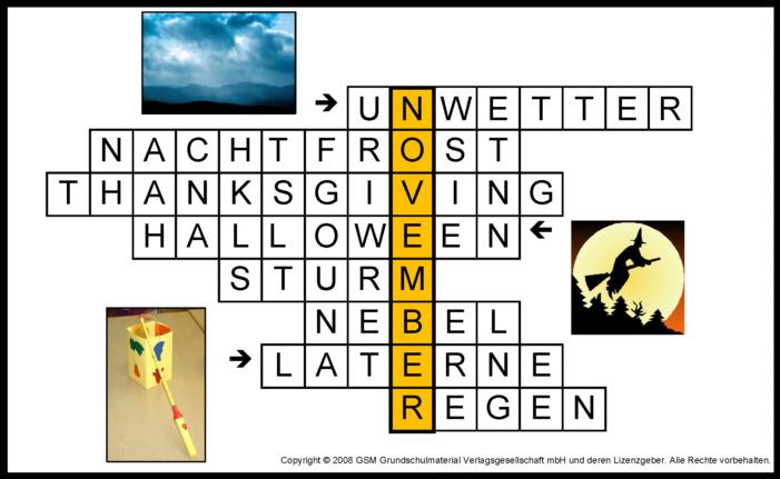 Herbst-Monats-Rätsel 3 Lösung - Medienwerkstatt-Wissen © 2006-2017 ...