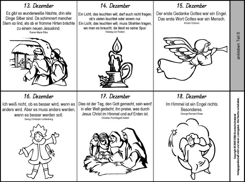 Malvorlagen Für Adventskalender   My blog