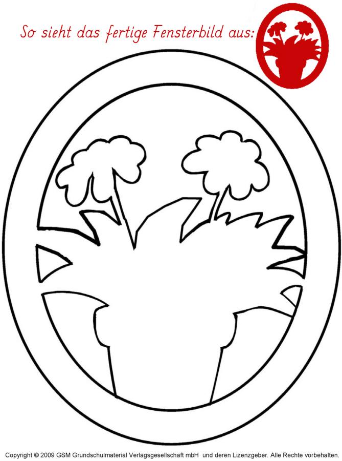 Fensterbild: Blumentopf - Medienwerkstatt-Wissen © 2006-2017 ...