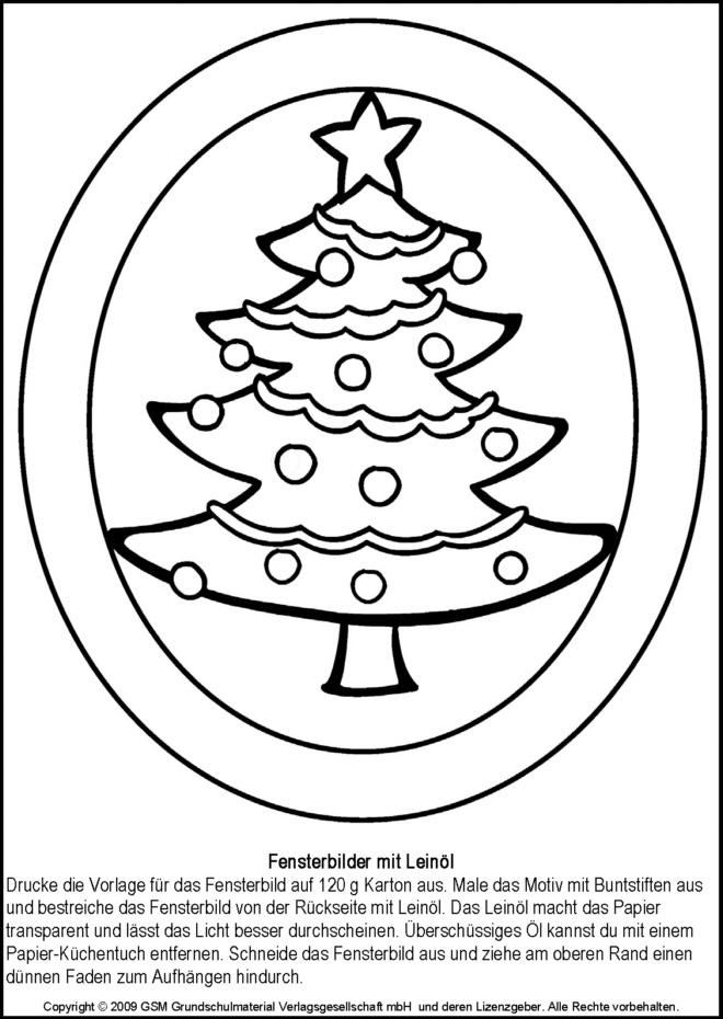 Weihnachtliche fensterbilder weihnachtsbaum 2 medienwerkstatt wissen 2006 2017 medienwerkstatt - Fensterbilder vorlagen weihnachten ...