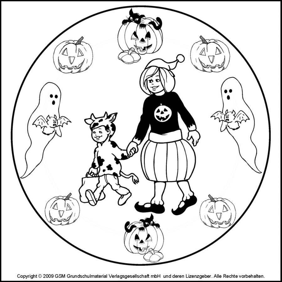 halloween-mandala 2