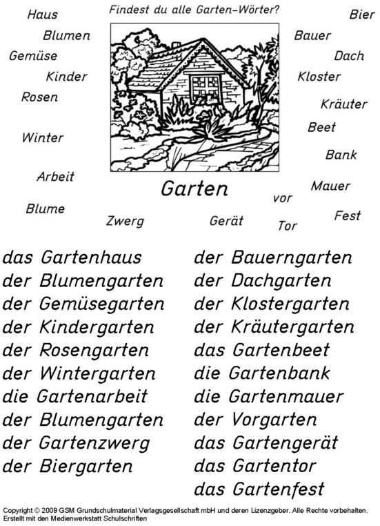 Garten W 246 Rter L 246 Sung Medienwerkstatt Wissen 169 2006
