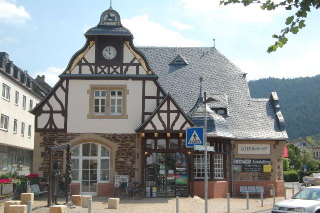 Alter Bahnhof Gadebusch