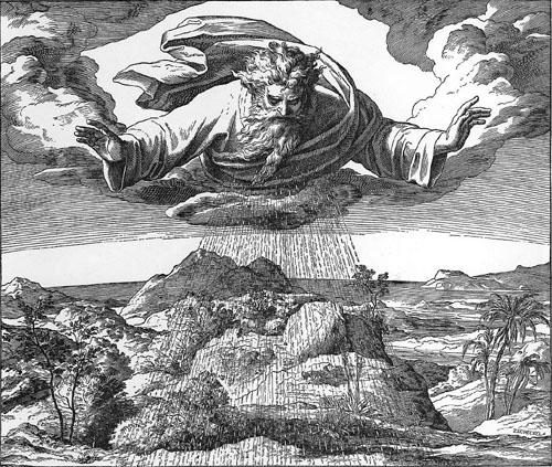 Gott Erschuf Die Welt