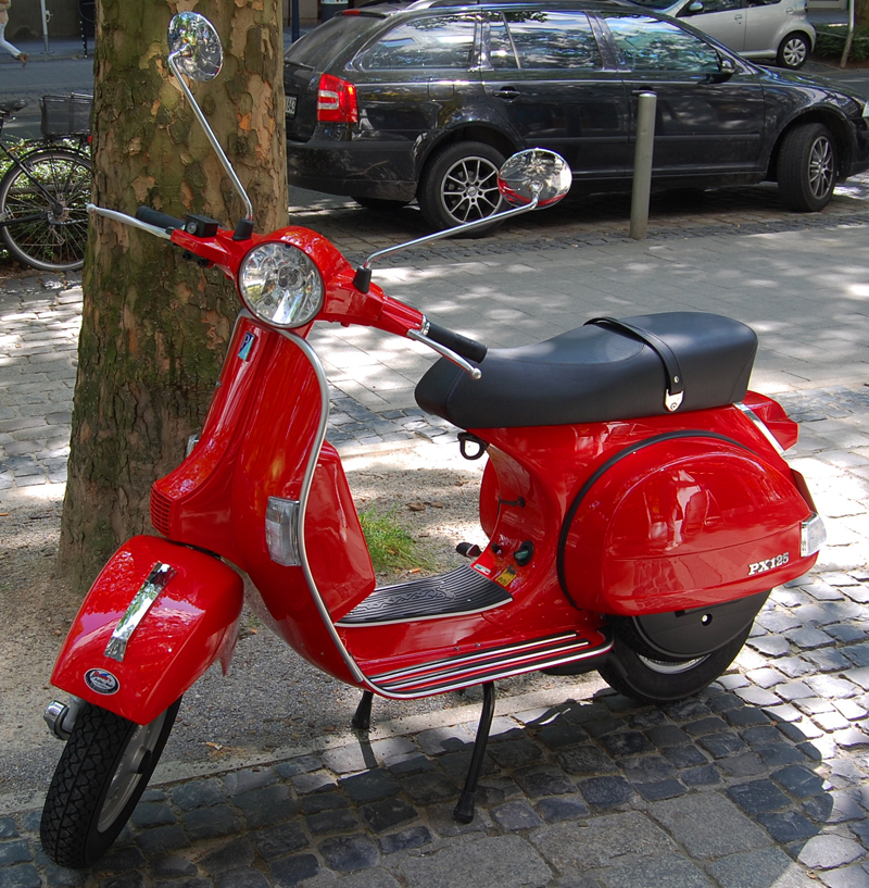 motorroller piaggio vespa px 125 medienwerkstatt wissen 2006 2017 medienwerkstatt. Black Bedroom Furniture Sets. Home Design Ideas