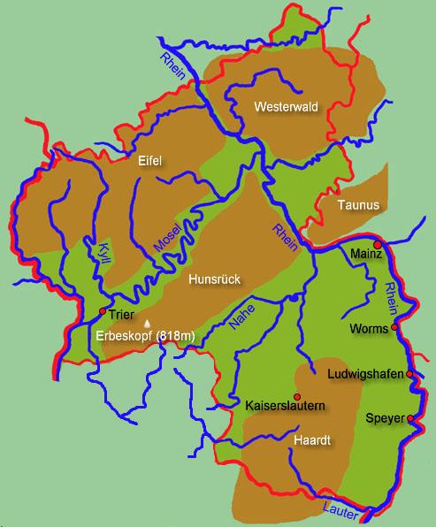 Rheinland Pfalz Allgemein Medienwerkstatt Wissen C 2006 2017