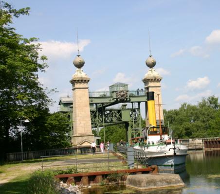 Schiffshebewerk deutschland