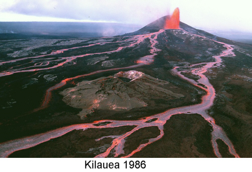 aktive vulkane auf hawaii