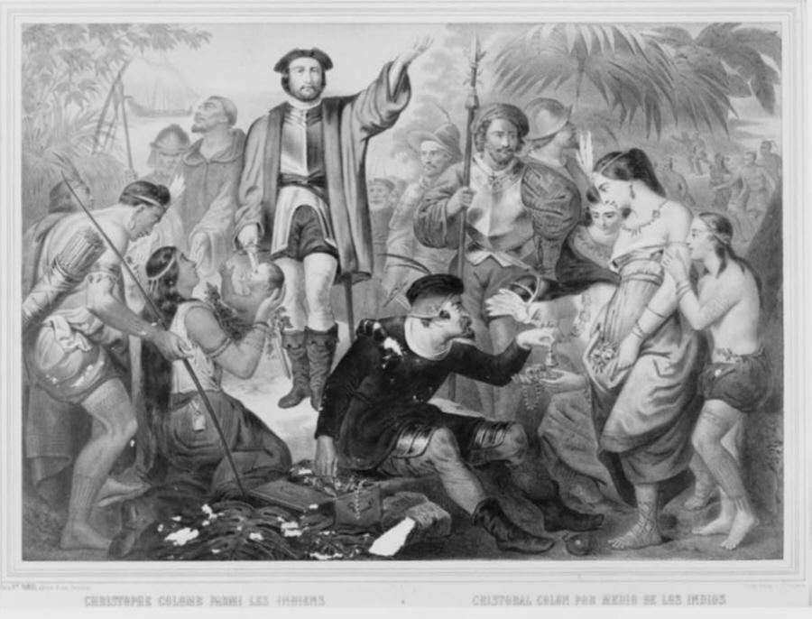 Südamerika Geschichte