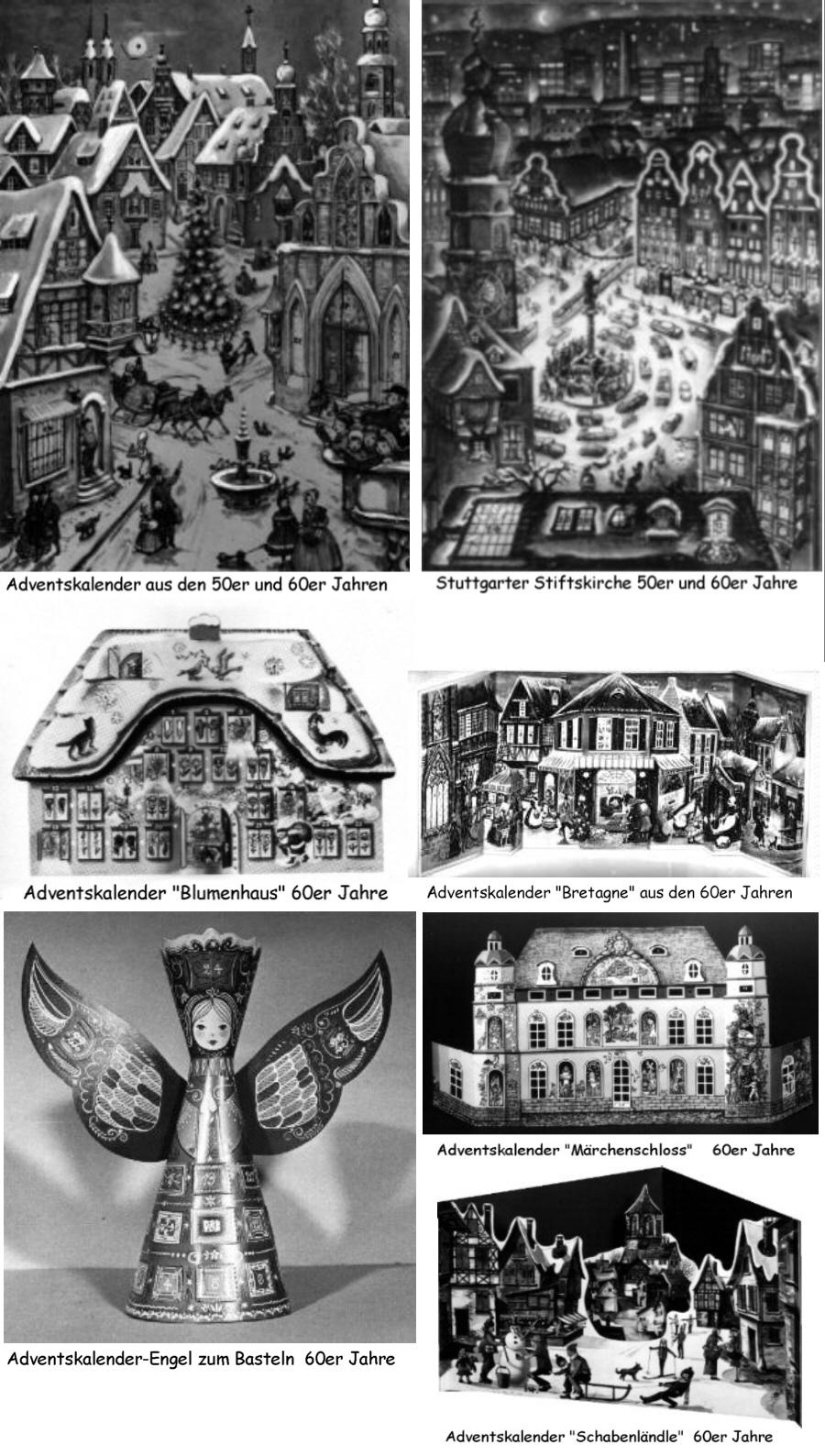 adventskalender aus den 60er jahren des letzten jahrhunderts medienwerkstatt wissen 2006. Black Bedroom Furniture Sets. Home Design Ideas