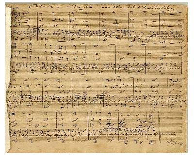 5 passionen matthus passion johannes passion h moll messe 3 oratorien kantaten motetten 6 brandenburgische konzerte 7 klavierkonzerte - Johann Sebastian Bach Lebenslauf