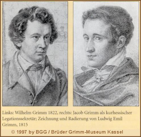 jacob und wilhelm grimm gehren zu den bedeutendsten geistespersnlichkeiten der deutschen und europischen kulturgeschichte - Bruder Grimm Lebenslauf