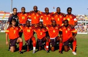 Angola Nationalmannschaft