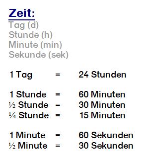 1 stunde = sekunden