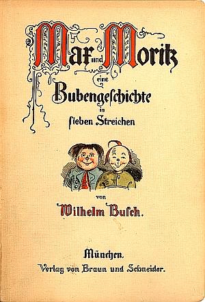 Wilhelm Busch 1832 1908 Geboren Am 8