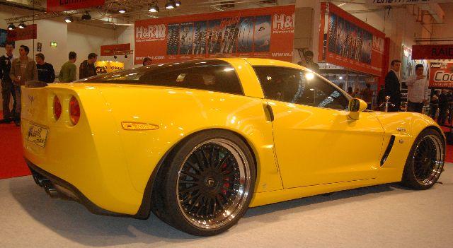 Chevrolet Corvette Z06 Medienwerkstatt Wissen 2006 2017