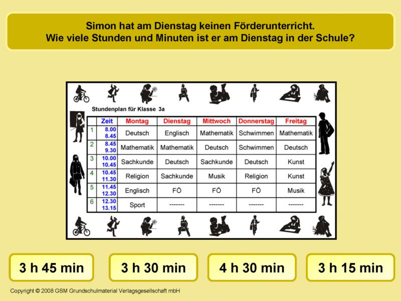 Zeitspannen am Stundenplan 3 - Medienwerkstatt-Wissen © 2006-2017 ...