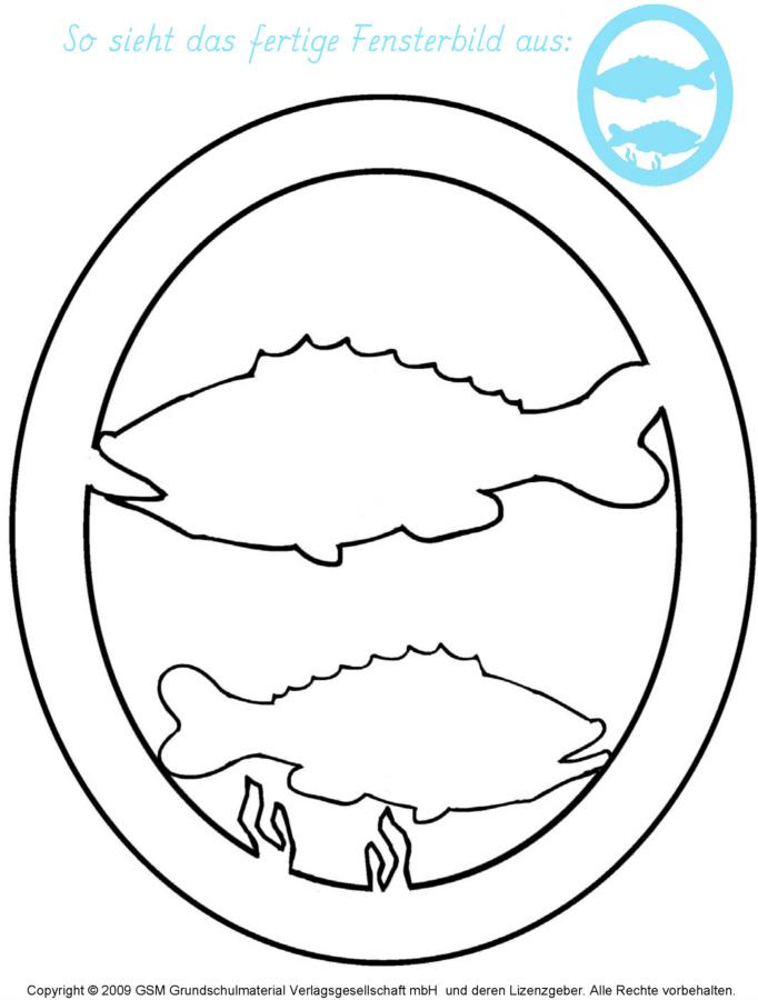 Vorlagen zum ausdrucken fisch Fisch Kommunion