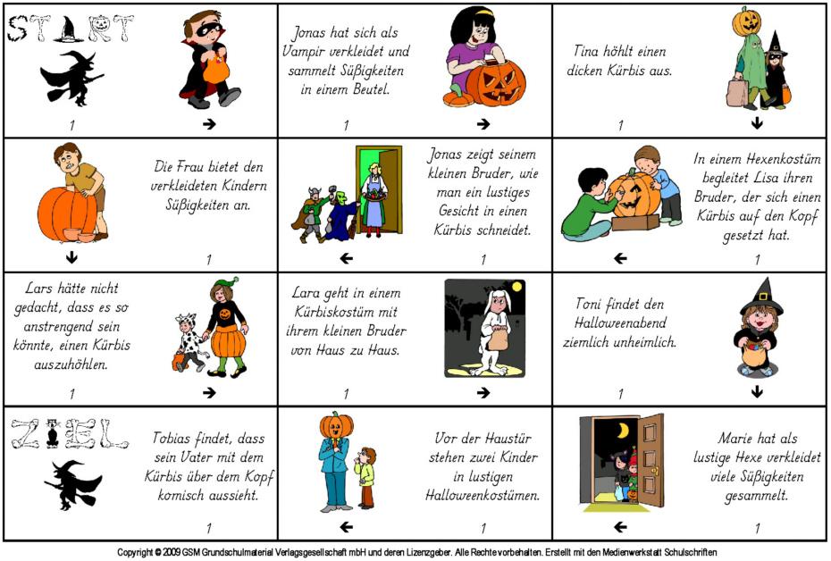Nett Halloween Mathe Arbeitsblatt Klasse 1 Fotos - Mathematik ...