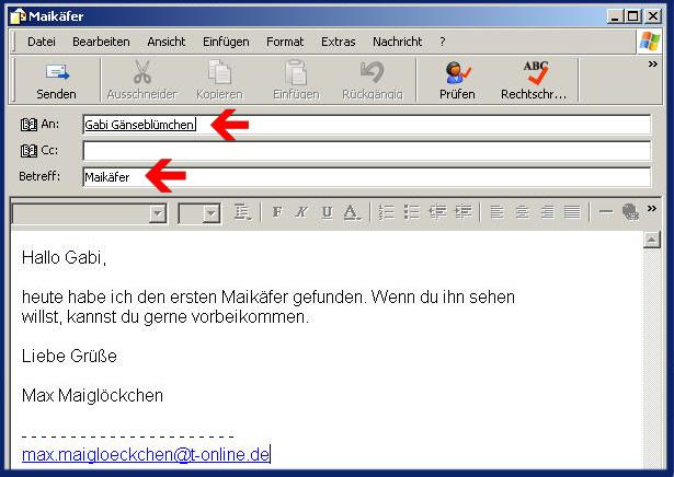 Wie Schreibt Man Email Richtig Wie Schreibe Ich Einen Lebenslauf