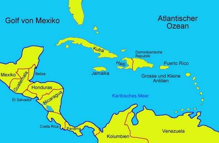 Westindische Insel