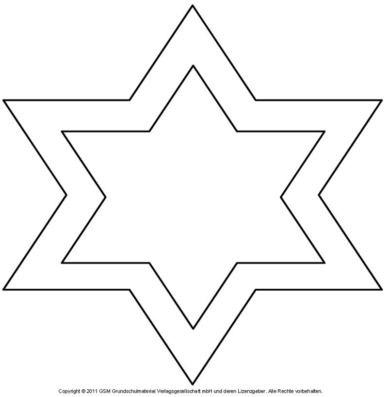 Fensterbild Stern Mit Transparentpapier Medienwerkstatt Wissen