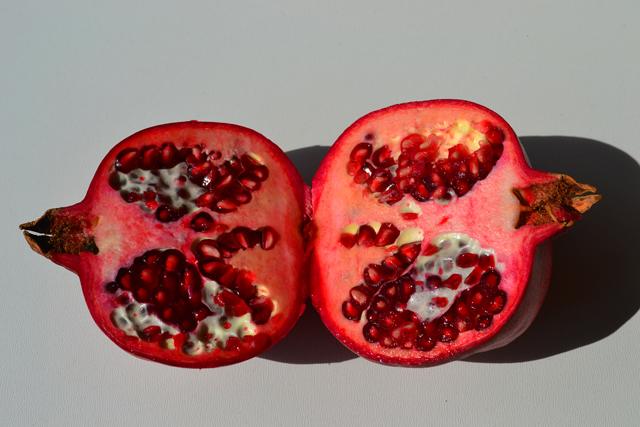 granatapfel eisen