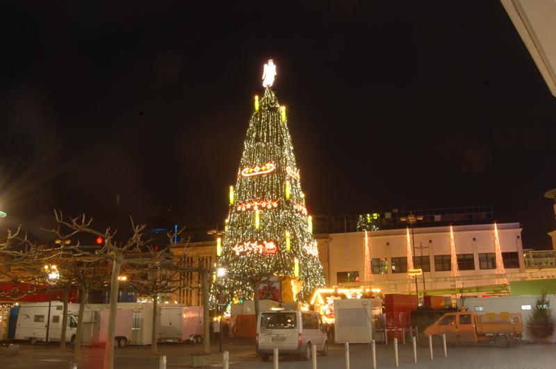 Größter Tannenbaum Deutschlands.Größter Weihnachtsbaum Der Welt Medienwerkstatt Wissen 2006 2017
