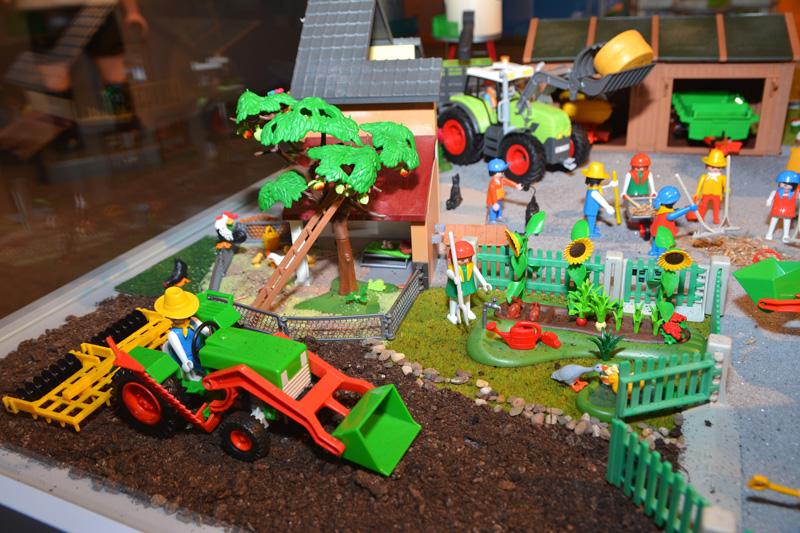 playmobilausstellung 2016  bauernhof 1979  2012