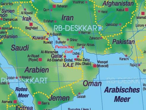 persischer golf karte Persischer Golf   Medienwerkstatt Wissen © 2006 2017 Medienwerkstatt persischer golf karte