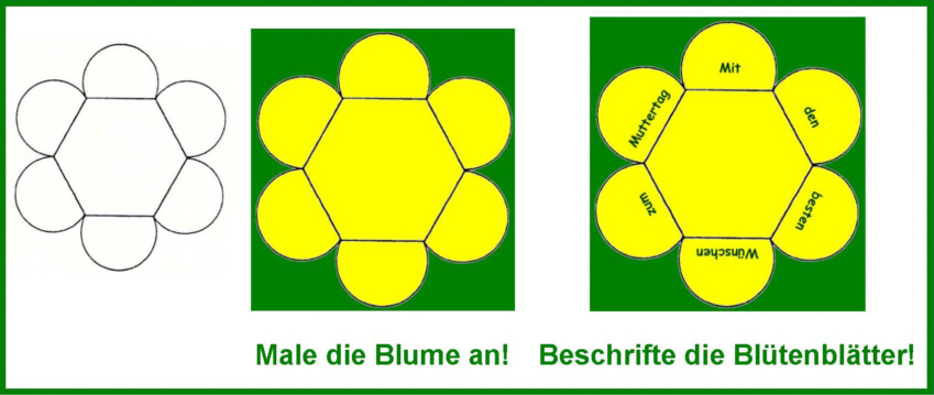 Bastelanleitung Für Wunderblumen Medienwerkstatt Wissen 2006