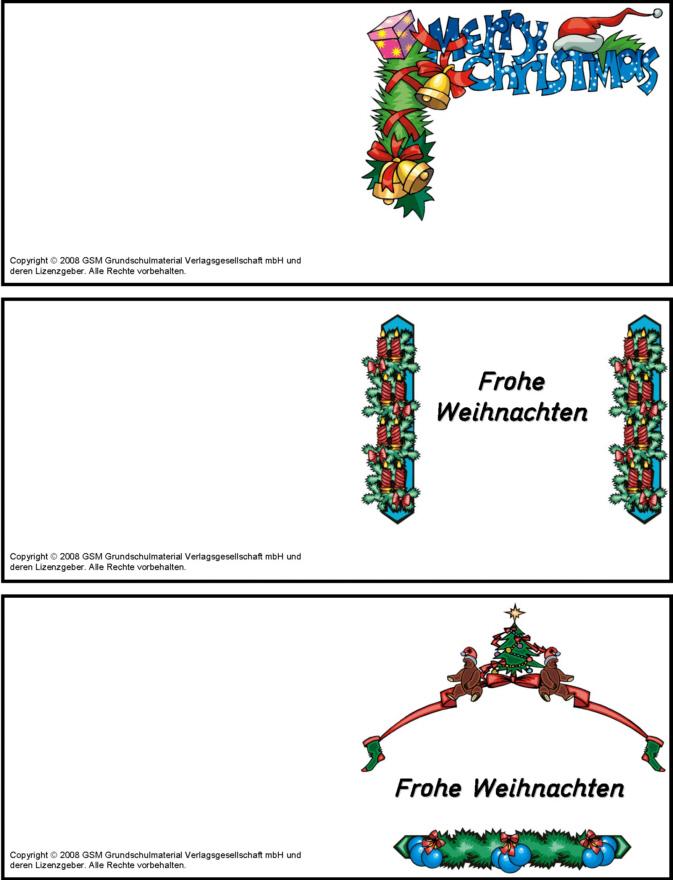 Weihnachts-Geschenkanhänger 1 - Medienwerkstatt-Wissen © 2006-2017 ...
