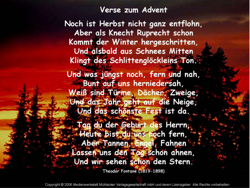 Gedanken Zum Advent